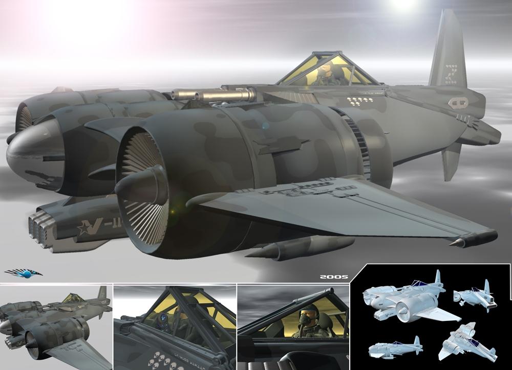 L'avenir du P-47